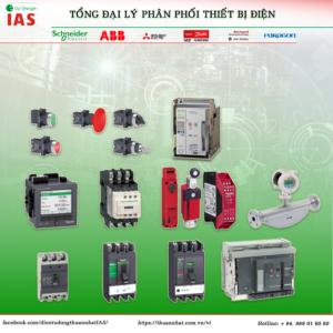 Tổng đại lý thiết bị điện Thuận Nhật - IAS
