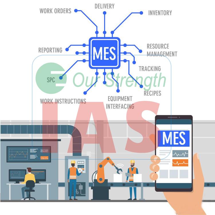 Hệ điều hành sản xuất MES