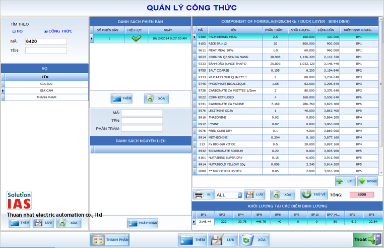 quan-ly-cong-thuc-theo-phien-ban
