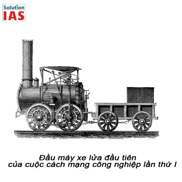 Các cuộc cách mạng công nghiệp