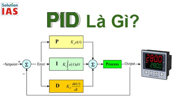 PID là gì? Ứng dụng bộ điều khiển PID